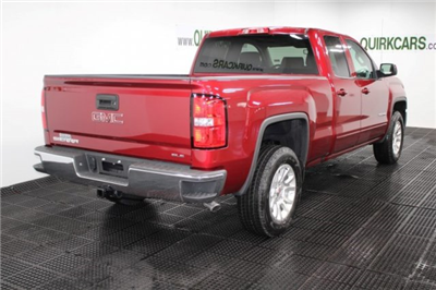 2018 Sierra 1500 Extended Cab 4x4, Pickup #G14507 - photo 2