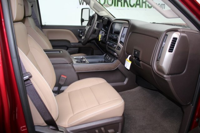 2018 Sierra 2500 Crew Cab 4x4, Pickup #G14510 - photo 10