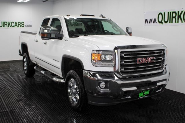 2018 Sierra 2500 Extended Cab 4x4, Pickup #G14548 - photo 1