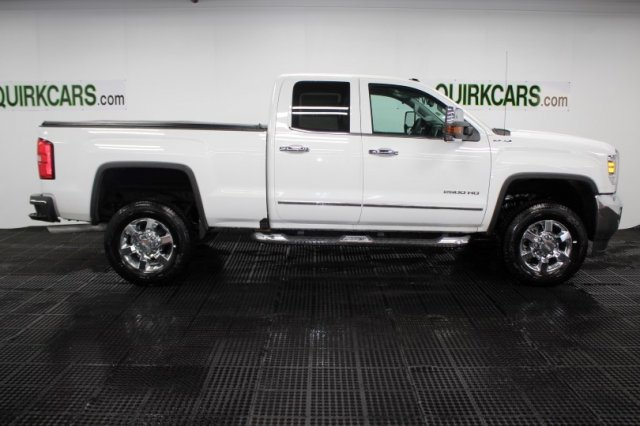 2018 Sierra 2500 Extended Cab 4x4, Pickup #G14548 - photo 3