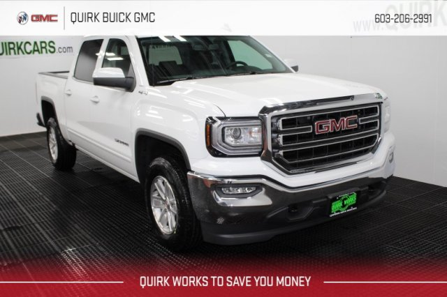 2018 Sierra 1500 Crew Cab 4x4,  Pickup #G14607 - photo 1