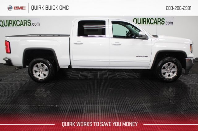 2018 Sierra 1500 Crew Cab 4x4,  Pickup #G14607 - photo 3
