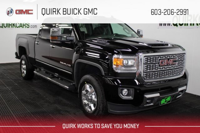2018 Sierra 3500 Crew Cab 4x4,  Pickup #G14644 - photo 1