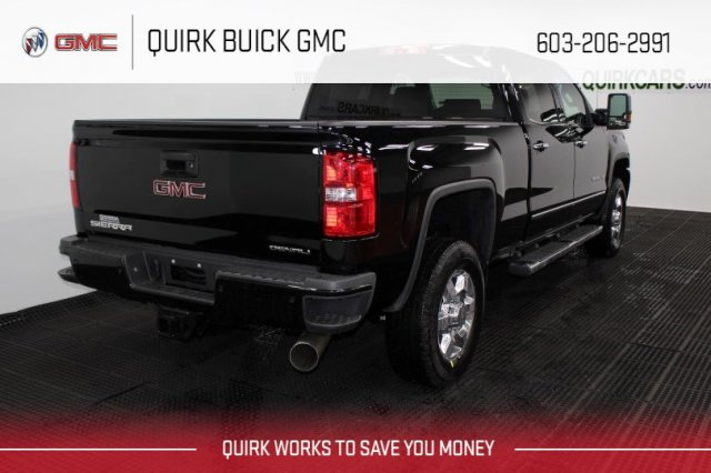 2018 Sierra 3500 Crew Cab 4x4,  Pickup #G14644 - photo 2