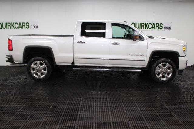 2018 Sierra 2500 Crew Cab 4x4,  Pickup #G14662 - photo 3