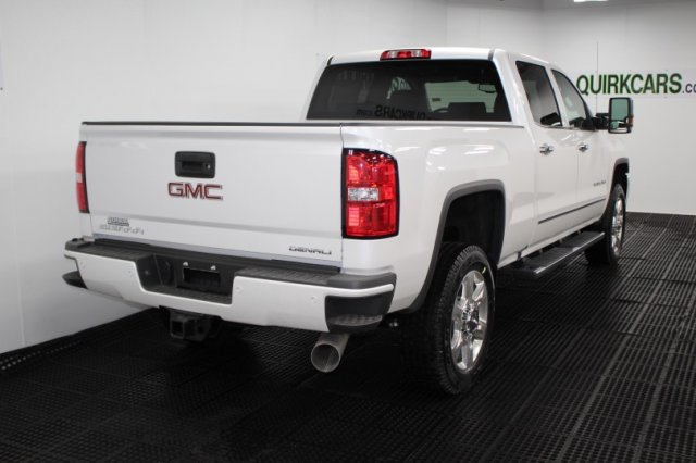 2018 Sierra 2500 Crew Cab 4x4,  Pickup #G14662 - photo 2