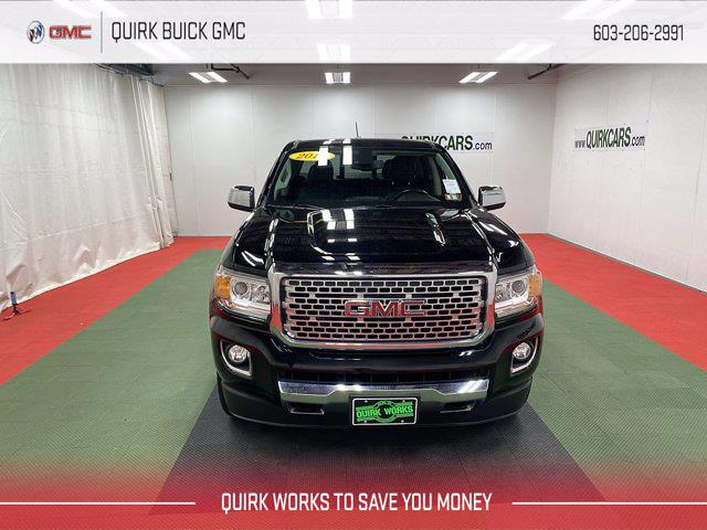 2018 Canyon Crew Cab 4x4,  Pickup #G14667 - photo 1