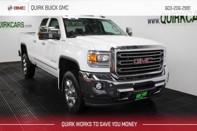 2018 Sierra 2500 Extended Cab 4x4,  Pickup #G14669 - photo 1