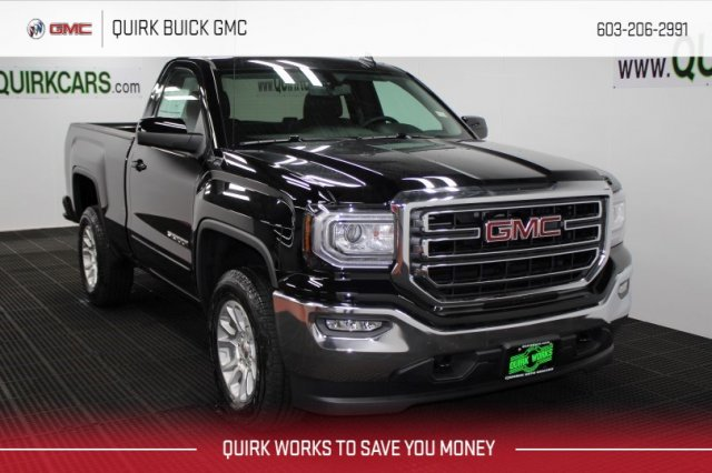2018 Sierra 1500 Regular Cab 4x4,  Pickup #G14723 - photo 1