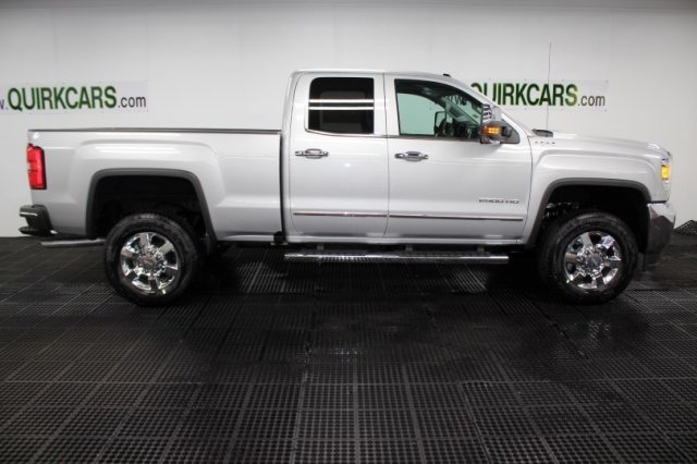 2018 Sierra 2500 Extended Cab 4x4,  Pickup #G14745 - photo 3