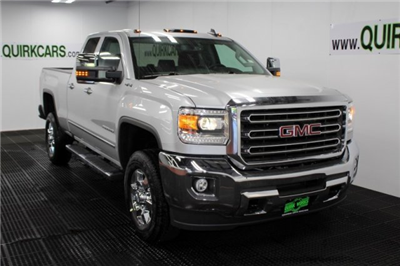 2018 Sierra 2500 Extended Cab 4x4,  Pickup #G14745 - photo 1