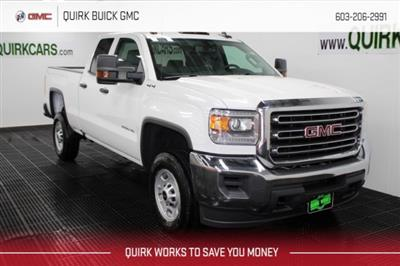2018 Sierra 2500 Extended Cab 4x4,  Pickup #G14760 - photo 1