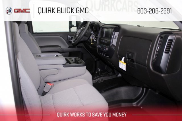 2018 Sierra 2500 Regular Cab 4x4,  Pickup #G14785 - photo 10