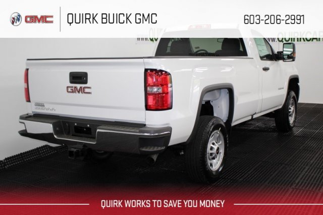 2018 Sierra 2500 Regular Cab 4x4,  Pickup #G14785 - photo 2
