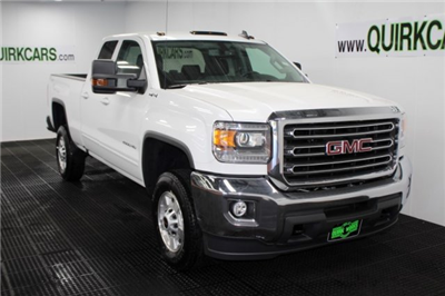 2018 Sierra 2500 Extended Cab 4x4,  Pickup #G14792 - photo 1