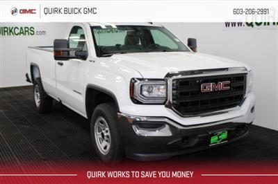 2018 Sierra 1500 Regular Cab 4x4,  Pickup #G14840 - photo 1