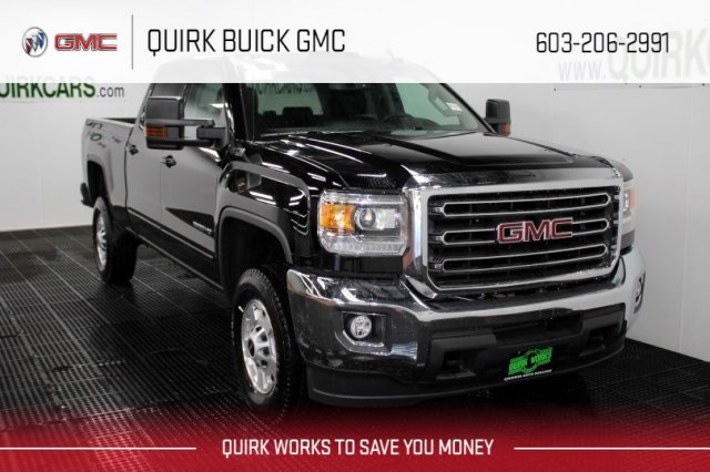2018 Sierra 2500 Crew Cab 4x4,  Pickup #G14854 - photo 1