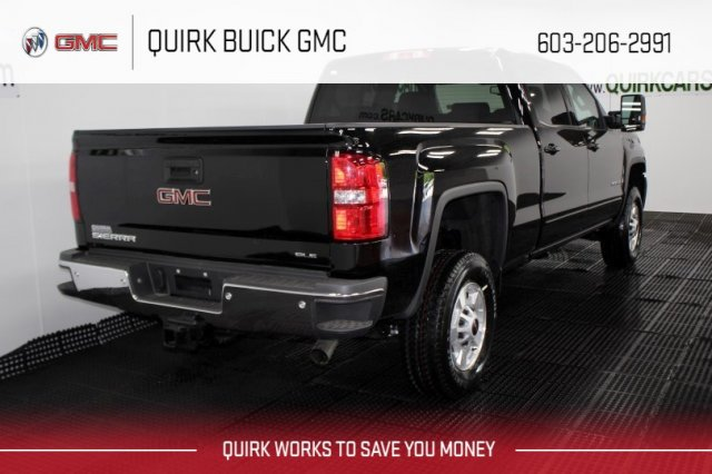 2018 Sierra 2500 Crew Cab 4x4,  Pickup #G14854 - photo 2