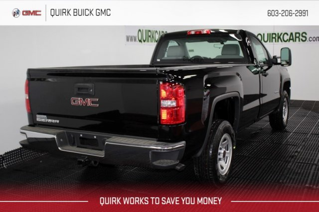 2018 Sierra 1500 Regular Cab 4x4,  Pickup #G14905 - photo 2