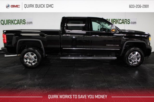 2019 Sierra 3500 Crew Cab 4x4,  Pickup #G15086 - photo 3