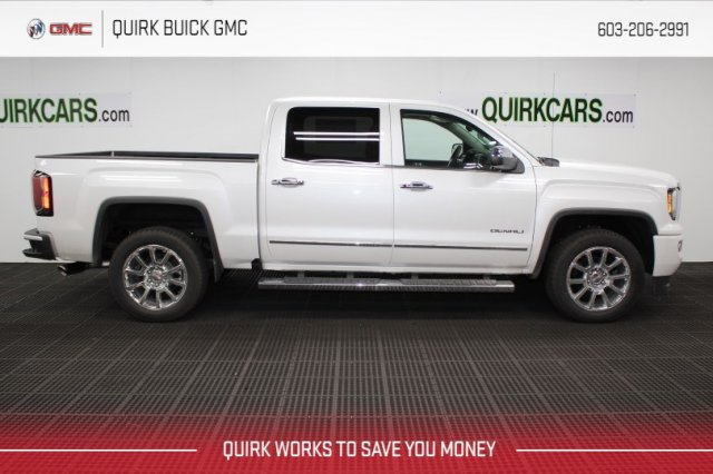 2018 Sierra 1500 Crew Cab 4x4,  Pickup #G15325 - photo 3