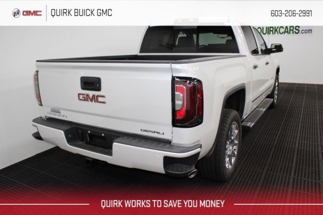 2018 Sierra 1500 Crew Cab 4x4,  Pickup #G15325 - photo 2