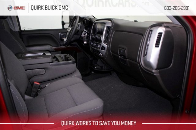 2019 Sierra 2500 Extended Cab 4x4,  Pickup #G15349 - photo 10