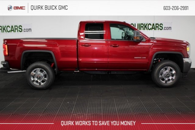 2019 Sierra 2500 Extended Cab 4x4,  Pickup #G15349 - photo 3
