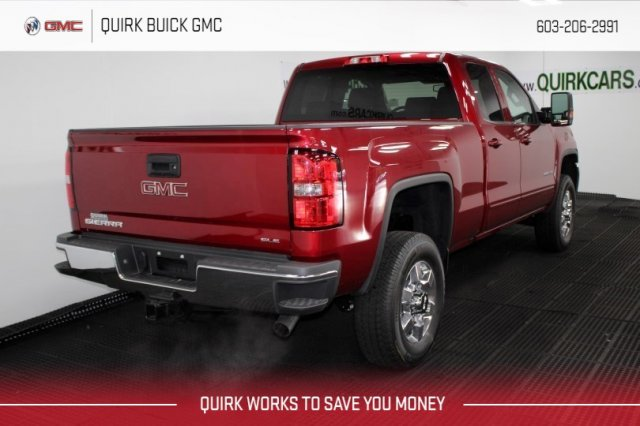 2019 Sierra 2500 Extended Cab 4x4,  Pickup #G15349 - photo 2