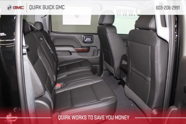 2019 Sierra 2500 Crew Cab 4x4,  Pickup #G15379 - photo 11