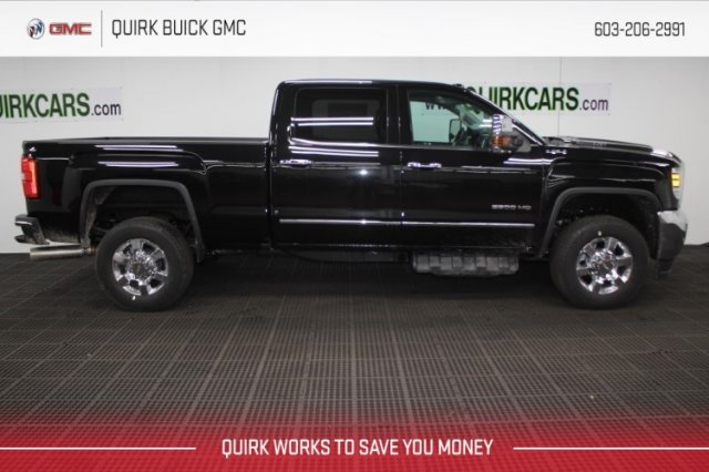 2019 Sierra 2500 Crew Cab 4x4,  Pickup #G15379 - photo 3