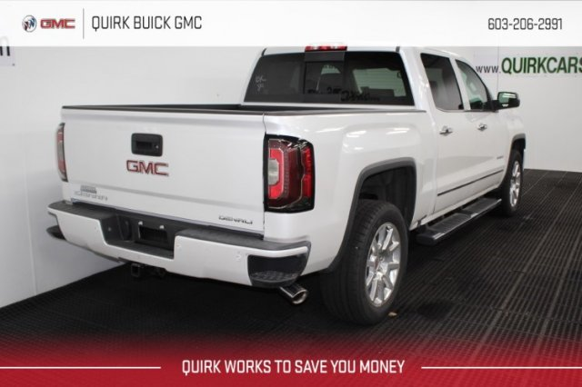 2018 Sierra 1500 Crew Cab 4x4,  Pickup #G15390 - photo 2