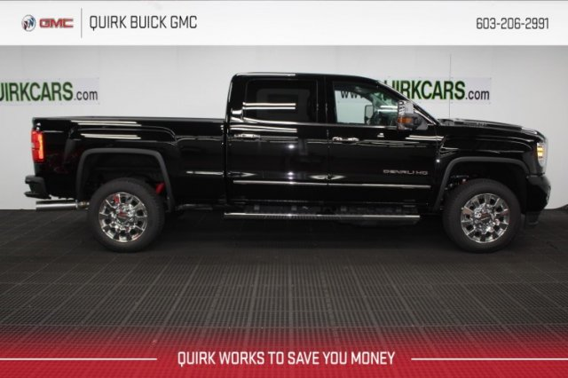 2019 Sierra 2500 Crew Cab 4x4,  Pickup #G15474 - photo 3