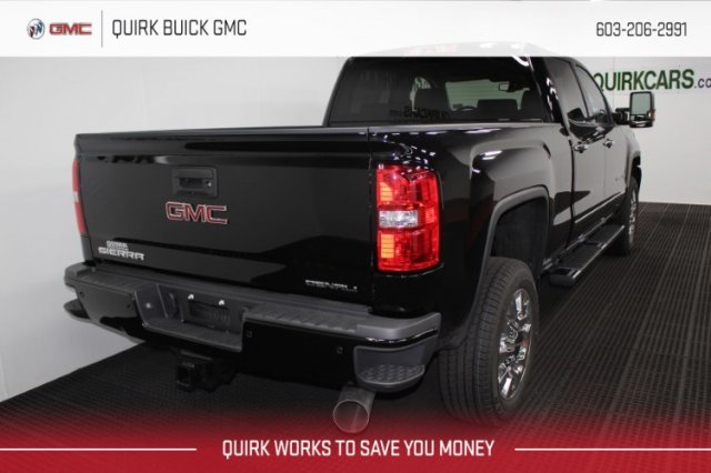 2019 Sierra 2500 Crew Cab 4x4,  Pickup #G15474 - photo 2