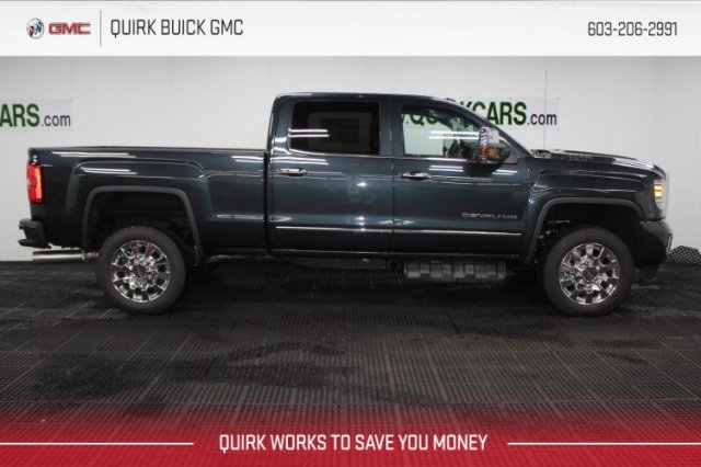 2019 Sierra 2500 Crew Cab 4x4,  Pickup #G15477 - photo 3