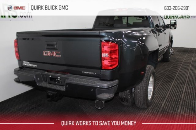 2019 Sierra 3500 Crew Cab 4x4,  Pickup #G15479 - photo 2