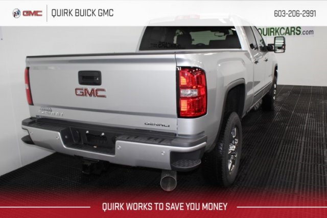 2019 Sierra 3500 Crew Cab 4x4,  Pickup #G15480 - photo 2