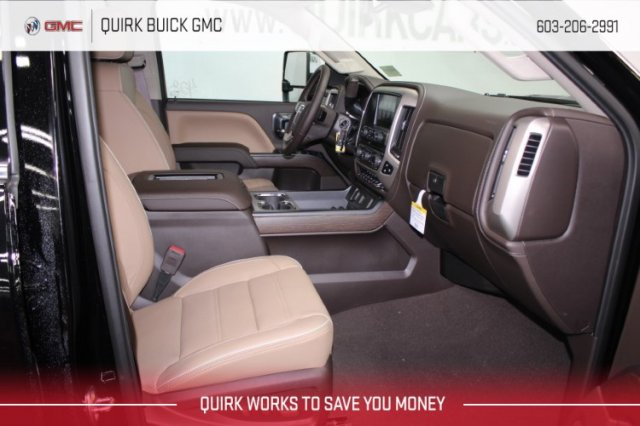2019 Sierra 2500 Crew Cab 4x4,  Pickup #G15482 - photo 10