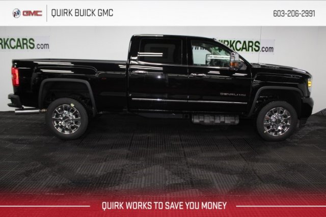 2019 Sierra 2500 Crew Cab 4x4,  Pickup #G15482 - photo 3