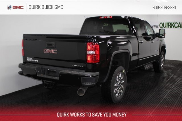 2019 Sierra 2500 Crew Cab 4x4,  Pickup #G15482 - photo 2