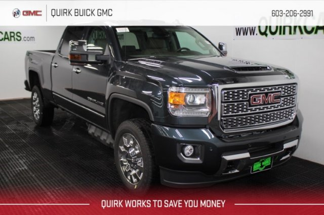 2019 Sierra 2500 Crew Cab 4x4,  Pickup #G15483 - photo 1