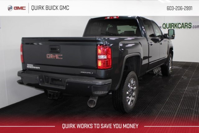 2019 Sierra 2500 Crew Cab 4x4,  Pickup #G15483 - photo 2