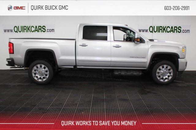 2019 Sierra 2500 Crew Cab 4x4,  Pickup #G15484 - photo 3