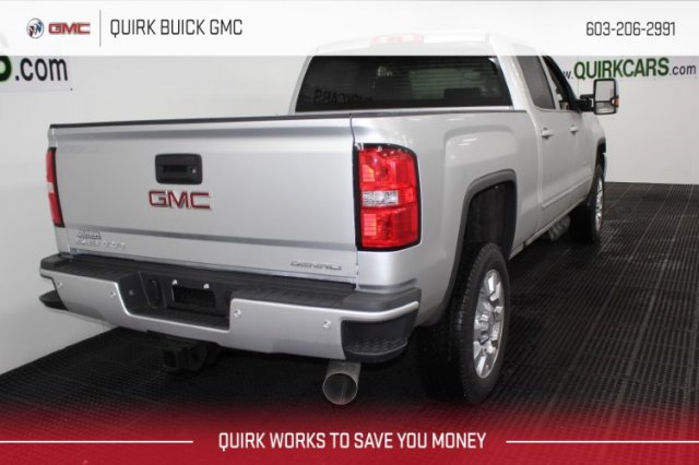 2019 Sierra 2500 Crew Cab 4x4,  Pickup #G15484 - photo 2