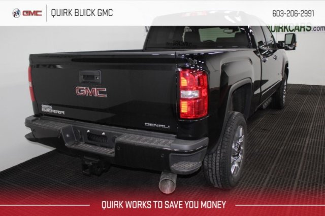 2019 Sierra 2500 Crew Cab 4x4,  Pickup #G15487 - photo 2