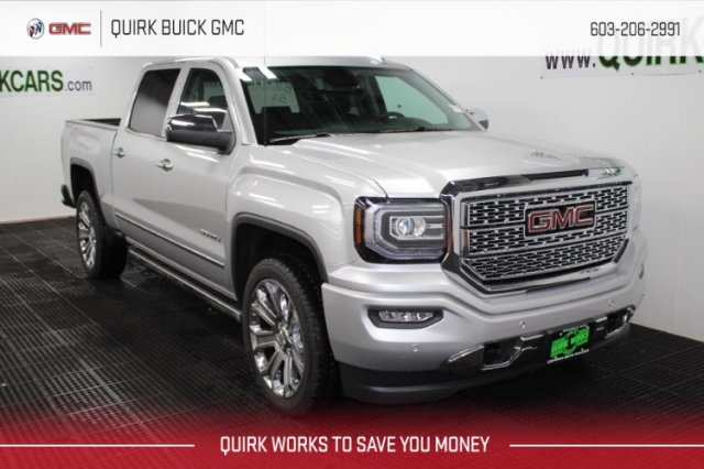 2018 Sierra 1500 Crew Cab 4x4,  Pickup #G15546 - photo 1