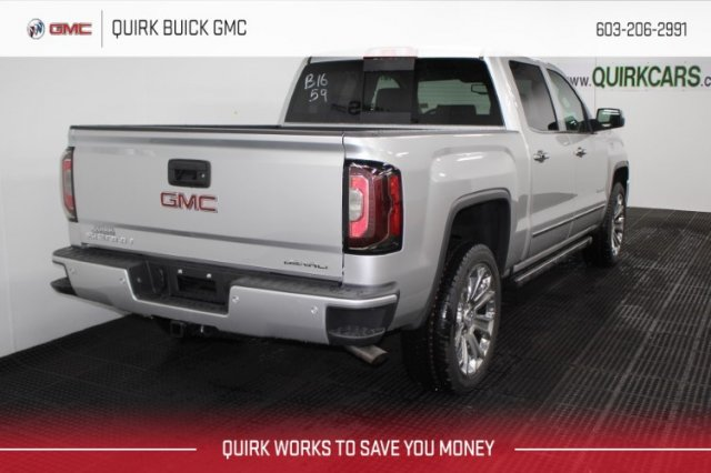 2018 Sierra 1500 Crew Cab 4x4,  Pickup #G15546 - photo 2