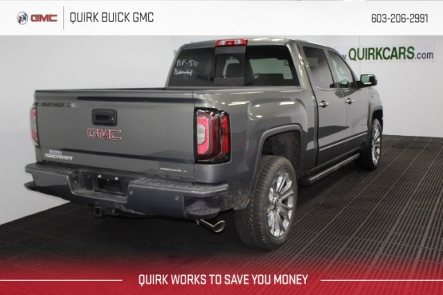 2018 Sierra 1500 Crew Cab 4x4,  Pickup #G15598 - photo 2