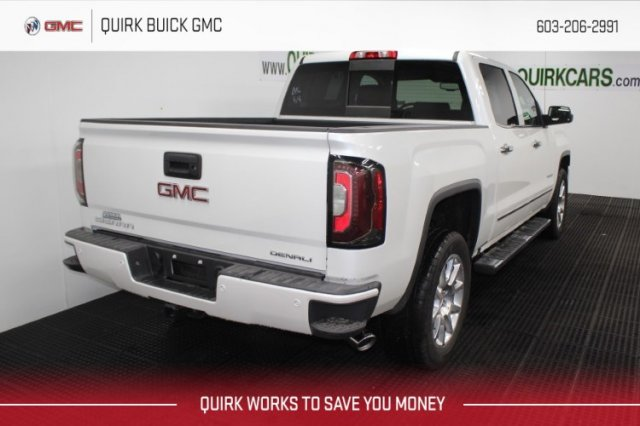 2018 Sierra 1500 Crew Cab 4x4,  Pickup #G15604 - photo 2