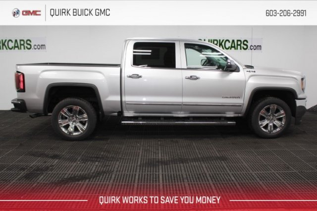 2018 Sierra 1500 Crew Cab 4x4,  Pickup #G15617 - photo 3